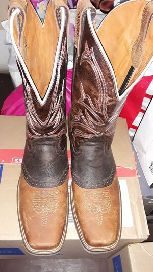 Angus boots for Sale in Dinuba, CA