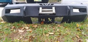 Westin Off Road Front Bumper/winch mount for Sale in Essex, MD