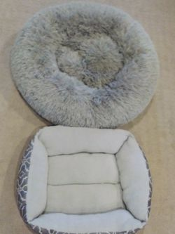 Dog/Cat Donut Bed & Sqaure Bed for Sale in Wexford,  PA