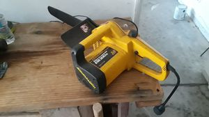 Mcculloch em300s electric chainsaw for Sale in Apple Valley, CA