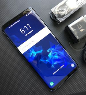 Samsung Galaxy S9: Excellent Condition, Factory unlocked. for Sale in Springfield, VA