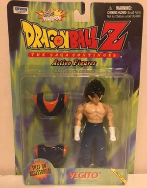 Dragonball Z Vegito Series 4 Figure for Sale in Queens, NY