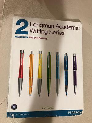 Longman Academic Writing Series #2 for Sale in Snohomish, WA