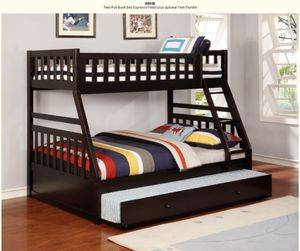 Nice Brown color bunk bed for Sale in Auburn, WA