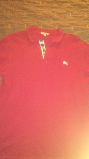 Burberry Size Large for Sale in Fresno, CA