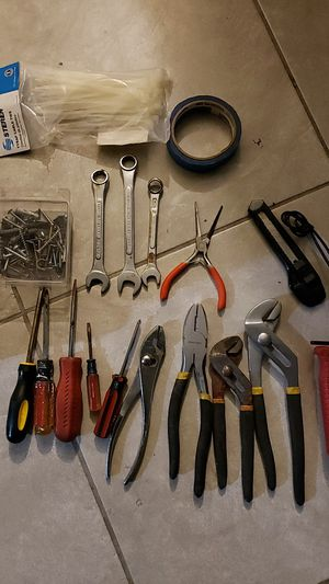 Miscellaneous household tools for Sale in Los Angeles, CA