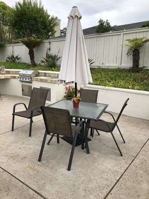 Patio furniture for Sale in Carlsbad, CA