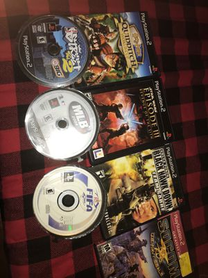 Ps2 games for Sale in Hyattsville, MD