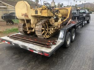 D2 dozer 3000 dollors and is xxTrailer 3500 for Sale in Alta Loma, CA