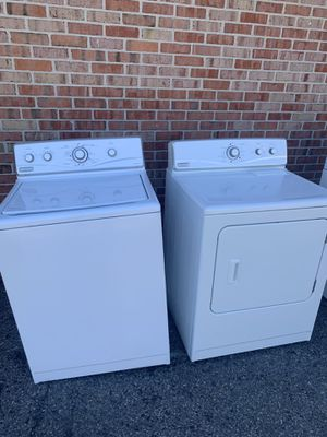 Set washers and dry Maytag for Sale in Bethlehem, PA
