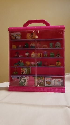 Shopkins display case for Sale in Corinth, TX