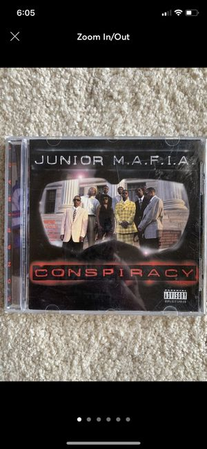 Junior Mafia Conspiracy CD for Sale in Fresno, CA