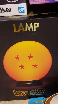 Dragon ball z Lampara esfera del dragon for Sale in Dallas,  TX