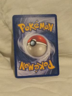 Pokemon collector card 1995 for Sale in HOMOSASSA, FL