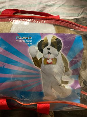 Dog costume adult size for Sale in Stockton, CA