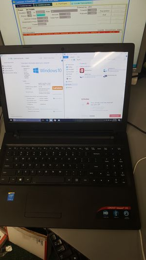 Lenovo ideapad laptop notebook computer intel i5 4gb ram 500gb hdd for Sale in Baltimore, MD