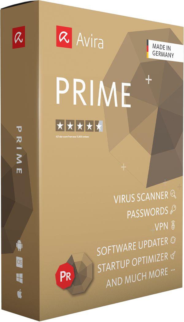 Avira Prime Antivirus
