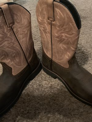 Wolverine work boots for Sale in La Vergne, TN