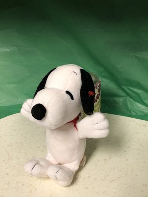 Ty beanies babies Snoopy Peanuts dog toy for Sale in Dallas, TX