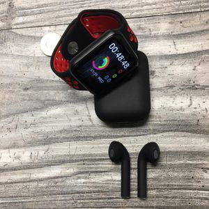 Bundle of smart watch and wireless earbuds for Sale in San Diego, CA
