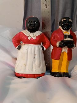 Uncle Moses and Aunt Jemima banks for Sale in Waco,  TX