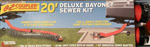 Rv sewer hose kit for Sale in Cranberry Township, PA