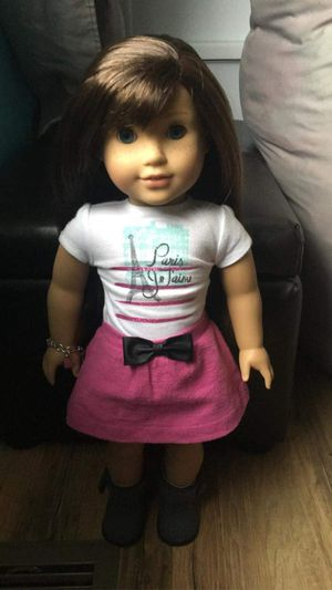 Grace Thomas, American girl doll with book included for Sale in Inwood, WV