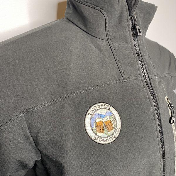 Mens Medium - Patagonia Outdoor Hiking Soft Shell Jacket