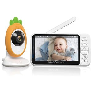 """Video Baby Monitor, Dragon Touch E40 4.3"""" HD LCD Display with Camera, Two-Way Audio, Invisible LED Night Vision, VOX Mode, Split Screen, 960ft Range, for Sale in Staten Island, NY"""