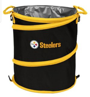 Pittsburgh Steelers 3-in-1 Collapsible for Sale in Colton, CA