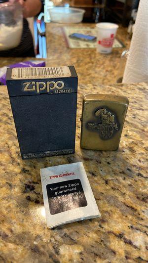 1986 Marlboro promo zippo lighter for Sale in Chesapeake, VA