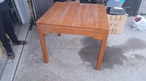 Solid wood table for Sale in San Diego, CA