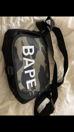 Bape bag *VERY RARE for Sale in Cypress, TX