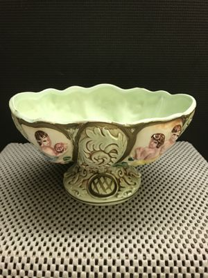 Vintage Majolica Bowl for Sale in Kennesaw, GA