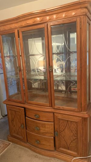 china cabinet for Sale in Wheaton, MD