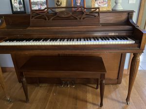 Koehler and Campbell piano and bench for Sale in New Fairfield, CT