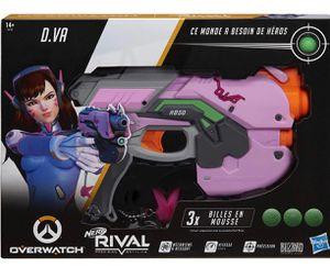 DVA Overwatch Nerf Gun Rival - DVA Costume for Sale in Las Vegas, NV