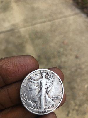 Rare 1942 half dollars worth 10,000 for Sale in Hyattsville, MD