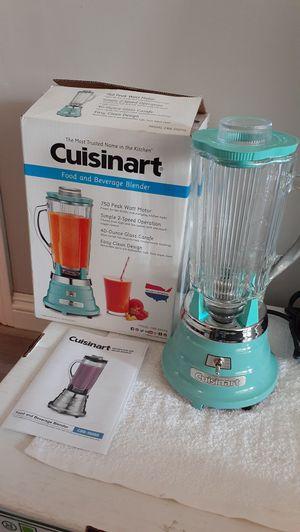 Cuisinart 750w. Food & Beverage Blender New (Firm) for Sale in Gardena, CA