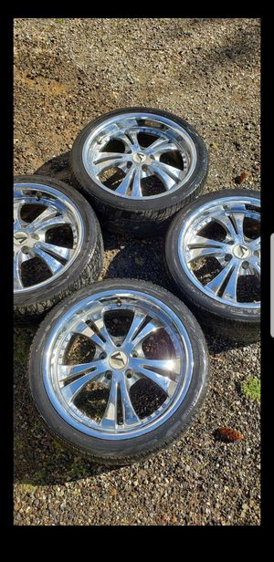 "18"" vision rims for Sale in Snohomish, WA"