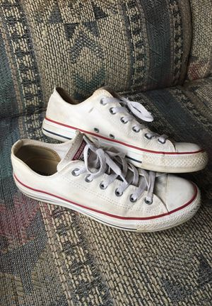 Converse Chuck Taylor AllStar Low Tops (canvas) for Sale in St. Louis, MO
