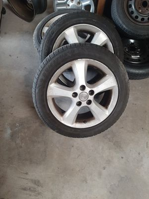 Toyota Camry Wheels and Tires. 3 pcs for Sale in Longwood, FL