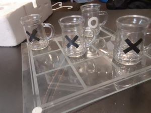 DRINKING GAME Tic Tac Toe for Sale in San Angelo, TX