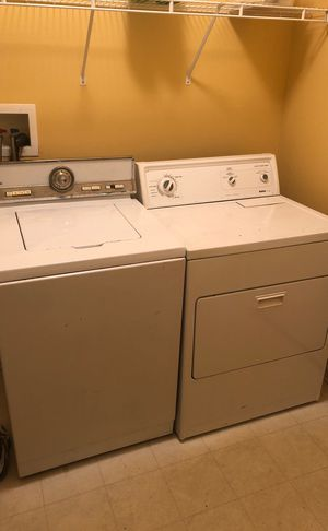 Maytag Washer & kenmore dryer for Sale in Queens, NY