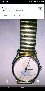 1999 precious moments hello Lord watch for Sale in Medford, OR