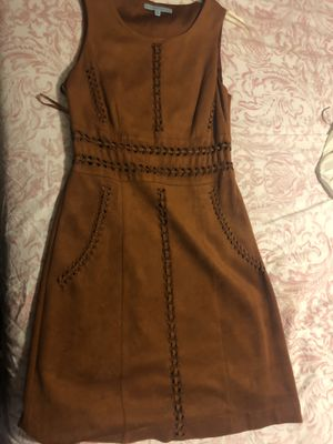 Antonio Melani Suede Party Dress for Sale in Irving, TX