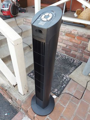 Sunter Tower Fan for Sale in Spring Valley, CA
