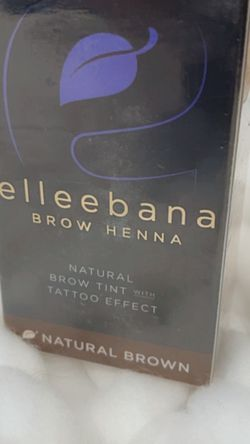 elleebana brow henna for Sale in Anaheim,  CA