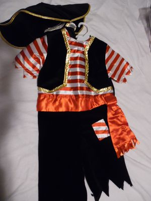Pirate Halloween costume for Sale in San Diego, CA