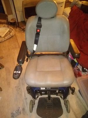 Jazzy select 7 power chair for Sale in Durant, MS
